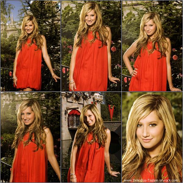 -   Photoshoot 2007: Découvrez un photoshoot d'Ashley réalisé par Dan MacMedan.   -