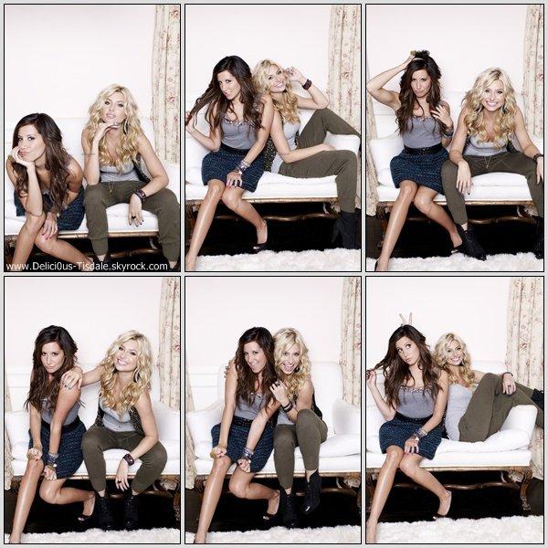 Découvrez la suite du photoshoot réalisé par Cliff Watts pour le magazine Seventeen de Décembre 2010. [Partie 3]