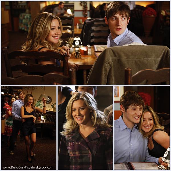 Découvrez quelques stills de l'épisode 2x14 de la série Raising Hope dans lequel Ashley a fait une apparition ce Mardi 14 Février.