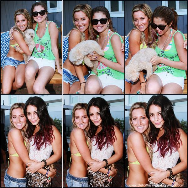 Découvrez ci-dessous d'autres photos de l'anniversaire d'Ashley qui s'est déroulé ce Lundi 02 Juillet.