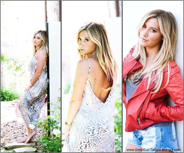 -   The Coveteur: Ashley figurant sur le site internet The Coveteur qui est un site de mode.   -