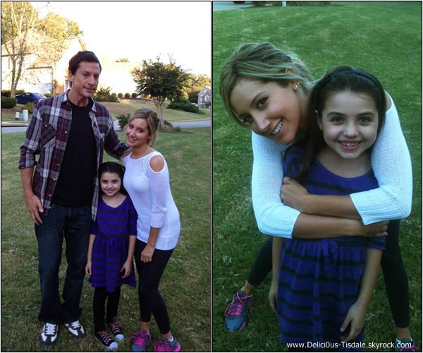 -   Twitter : Découvrez les dernières photos postées par la co-star d'Ashley, Gracie Whitton sur Twitter.   -
