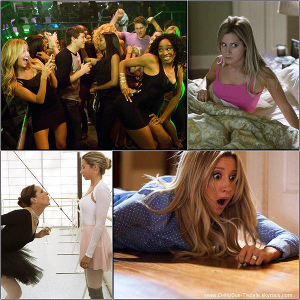 -   Scary Movie 5: Découvrez quelques nouveaux stills de Scary Movie 5, le prochain film d'Ashley.   -