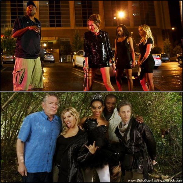 -   Scary Movie 5 : Découvrez deux nouveaux Behind the Scenes de Scary Movie 5.   -