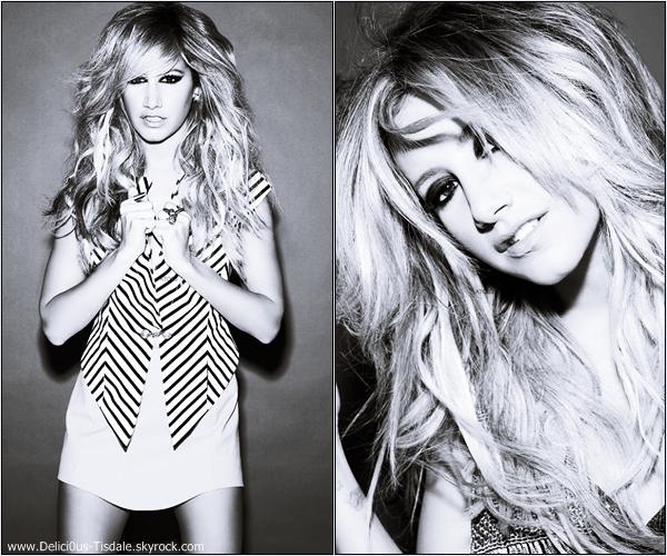 -   Photoshoot 2013: Découvrez le photoshoot d'Ashley pour le magazine Icon réalisé par Steve Erle.   -