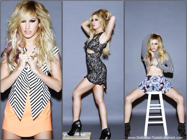 -   Photoshoot 2013: Découvrez de nouvelles photos du photoshoot d'Ashley pour le magazine Icon réalisé par Steve Erle.   -