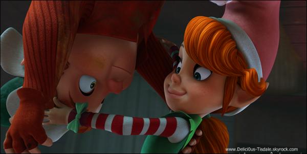 -   Saving Santa: Découvrez plus d'informations sur le prochain film d'animation d'Ashley : Saving Santa.   -
