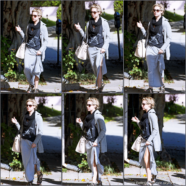 -   26/09/2013: Ashley arrivant/quittant le salon de coiffure Nine Zero One dans West Hollywood.   -