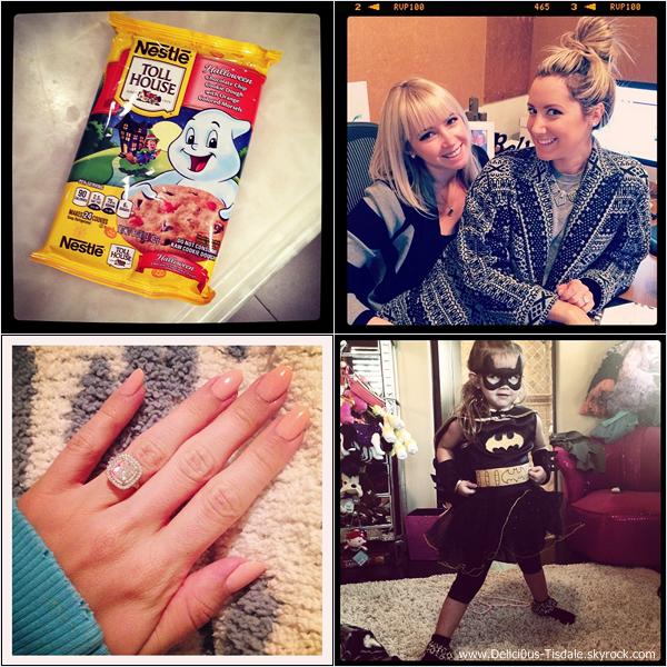 -   Instagram : Découvrez les dernières photos postées par Ashley sur Instagram.   -
