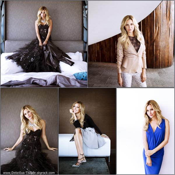-   Jezebel Magazine : Découvrez ci-dessous le photoshoot pour le magazine Jezebel réalisé par Alex Martinez en Novembre 2012.   -