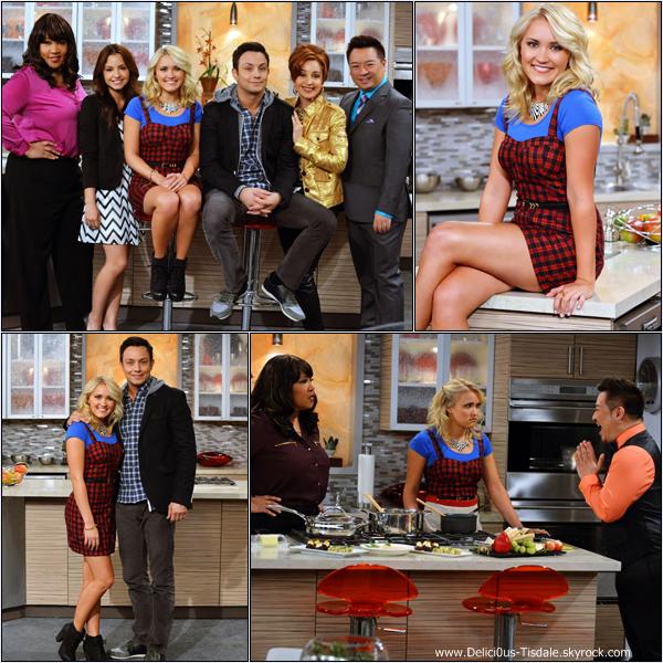 -   Young & Hungry : Le pilot a été accepté par la chaîne ABC Family.   -