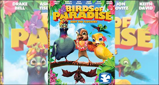 -   Birds of Paradise : Ashley prêtera sa voix au nouveau film d'animation Birds of Paradise.   -