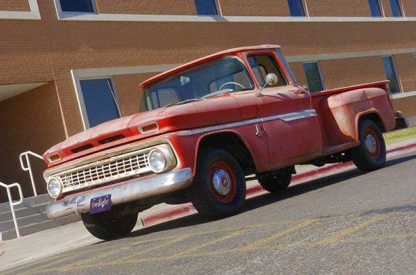 Chevrolet pick up C10 1963