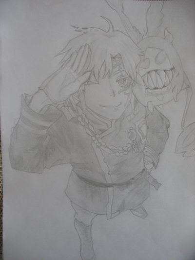 allen dessin pour ma cousine :p