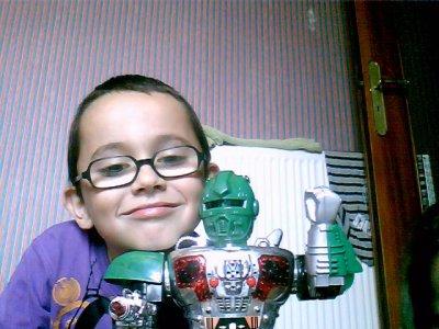 moi et mon robo