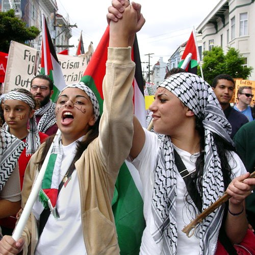 Palestine on ne t'oublie pas ♡