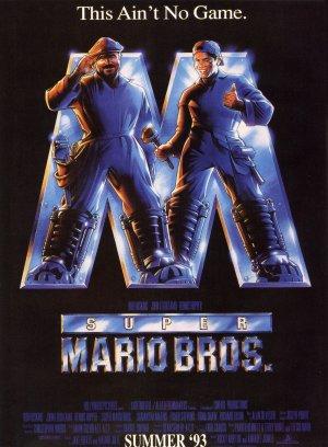 """Super Mario Brothers"" The Movie, Du Virtuel à la Médiocrité"