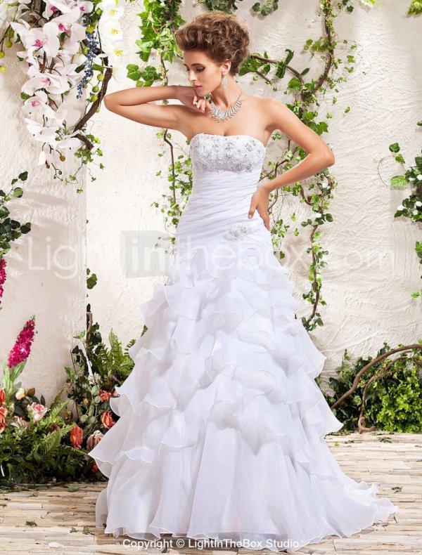 Robe de mariéé de luxe