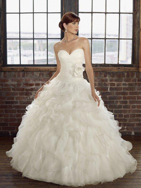 Robe de mariéé