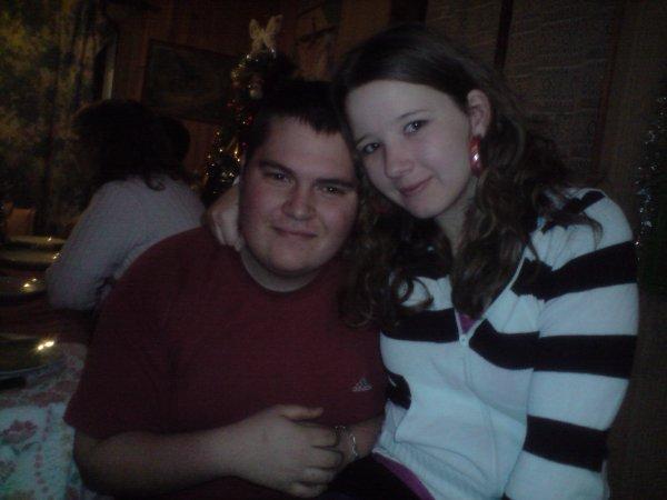 nouvel ans 2008 mn coeur avc ma couz