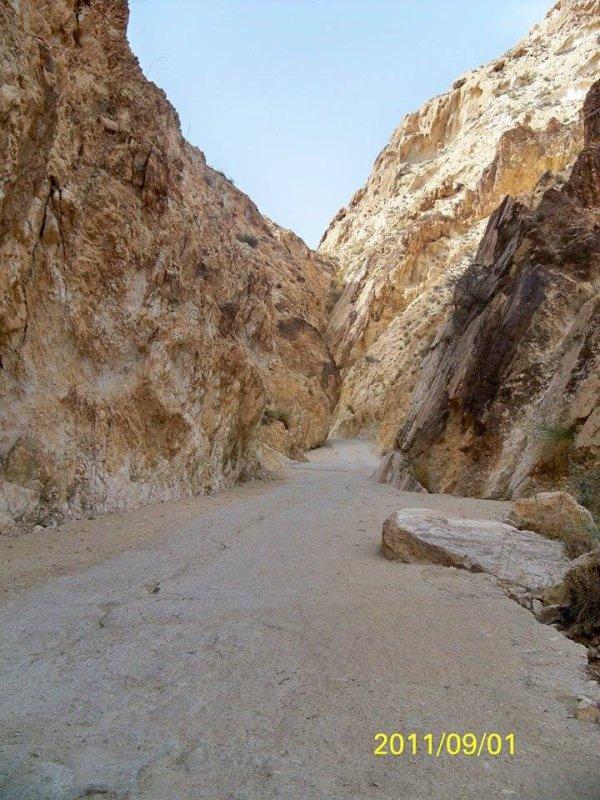 rue dans la montagne