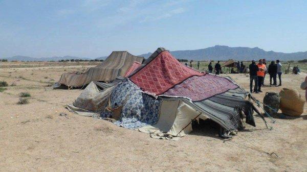 tente berber