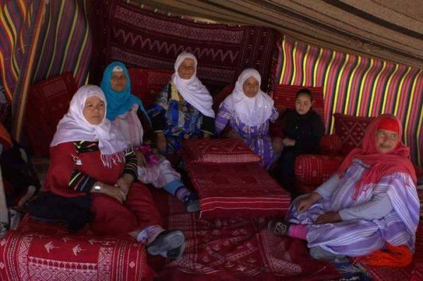 tout simplement les femmes arabes