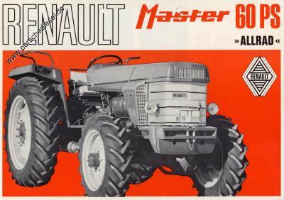 renault master 1 4x4 la passion des vieux tracteur renault. Black Bedroom Furniture Sets. Home Design Ideas