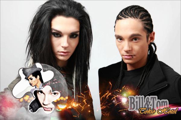Bienvenue Dans le monde de Tokio Hotel