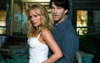 Anna Paquin alias Sookie Stackhouse dans true blood
