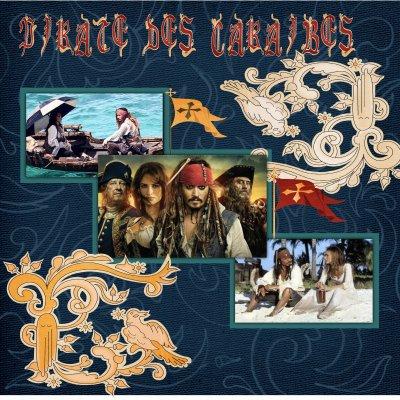 pirates des Caraibes la fontaine de jouvance