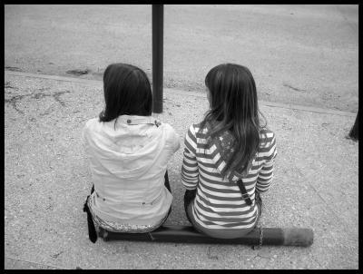 Une vrai amie ♥