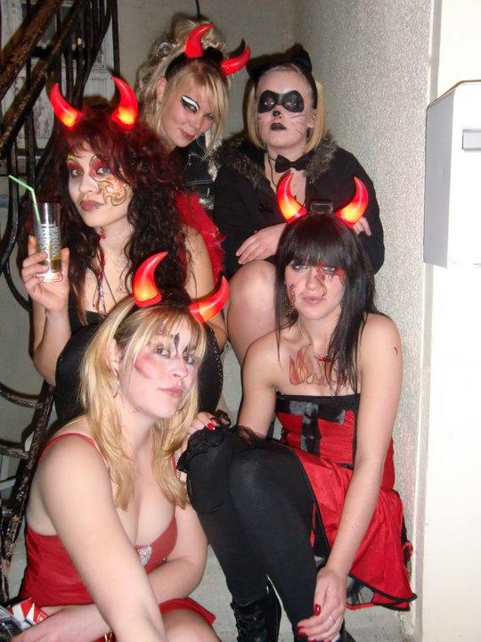 soirey halloween