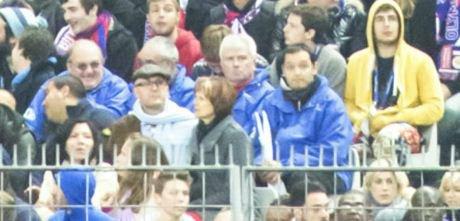 Stade de France finale O.L / P.S.G.