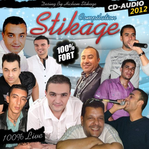 EXCLU COMPIL STIKAGE LIVE 2012