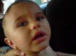 UN ENFANT ADORABLE , UN ENFANT PARFAIT C'EST NORMAL C'EST MON BBEII MON FILS QUE J'AIME PLUS QUE TOUT AU MONDE ♥