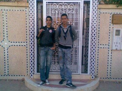 mes amis ali and bousta