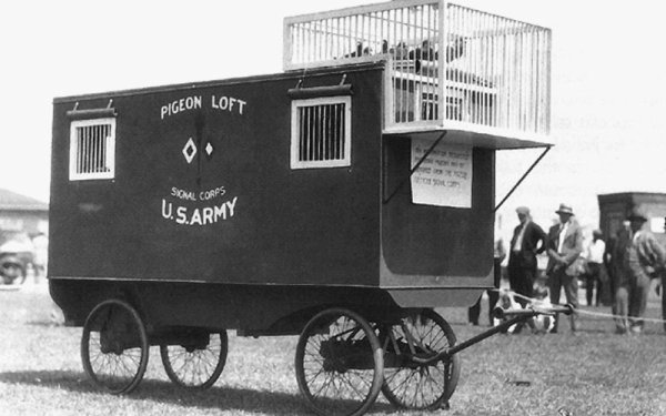 COLOMBIER MOBILE U S ARMY