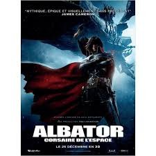ALBATOR, CORSAIRE DE L'ESPACE - FILM ANIMATION  - SORTIE 25/12/2013