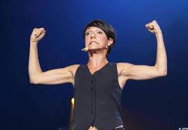 floflo se muscle !!!! MDR