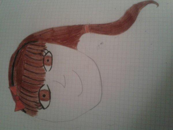 Voila un de mes dessin !! ;)