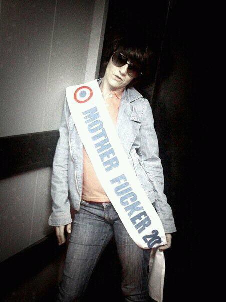 Miss Foresti ! ;)