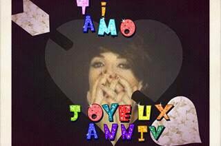 JOYEUX ANNIV' MA FLO !! *-*