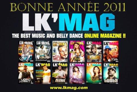 BONNE ANNEE 2011!!!!