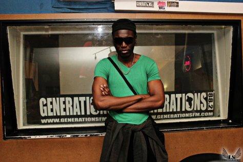 "N-ZI sur radio GENERATION 88.2 pour  "" TG4""  ALIBI MONTANA !!"