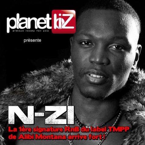 """N-ZI en une de """" PLANET BIZ""""!!"""