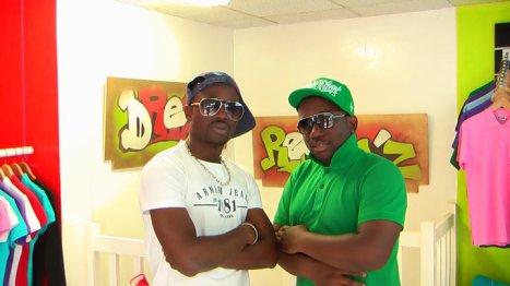 """N-ZI ce samedi 20 aout 2011difusion tv a KINSHASA itw pour """" RAP-CITY"""" avec chepy le français!!!"""