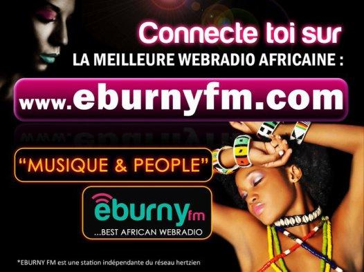 N-ZI sur EBURNYFM radio