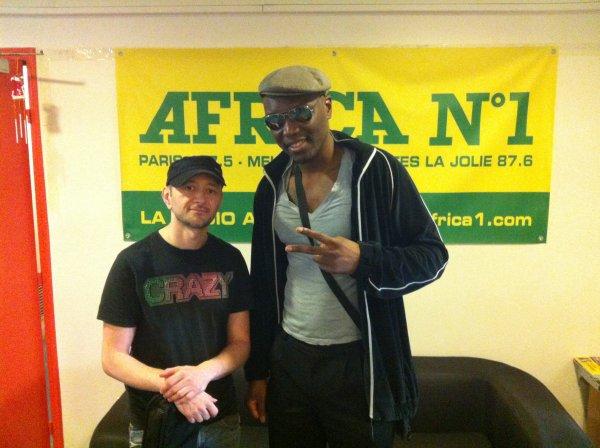 """N-ZI sur radio """" AFRICA N°1 !!!!!!!!!! ce vendredi 20 juillet"""
