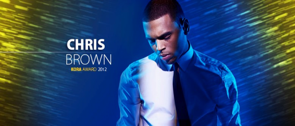 CHRIS BROWN aux KORA AWARDS en COTE d'IVOIRE!!!!!!